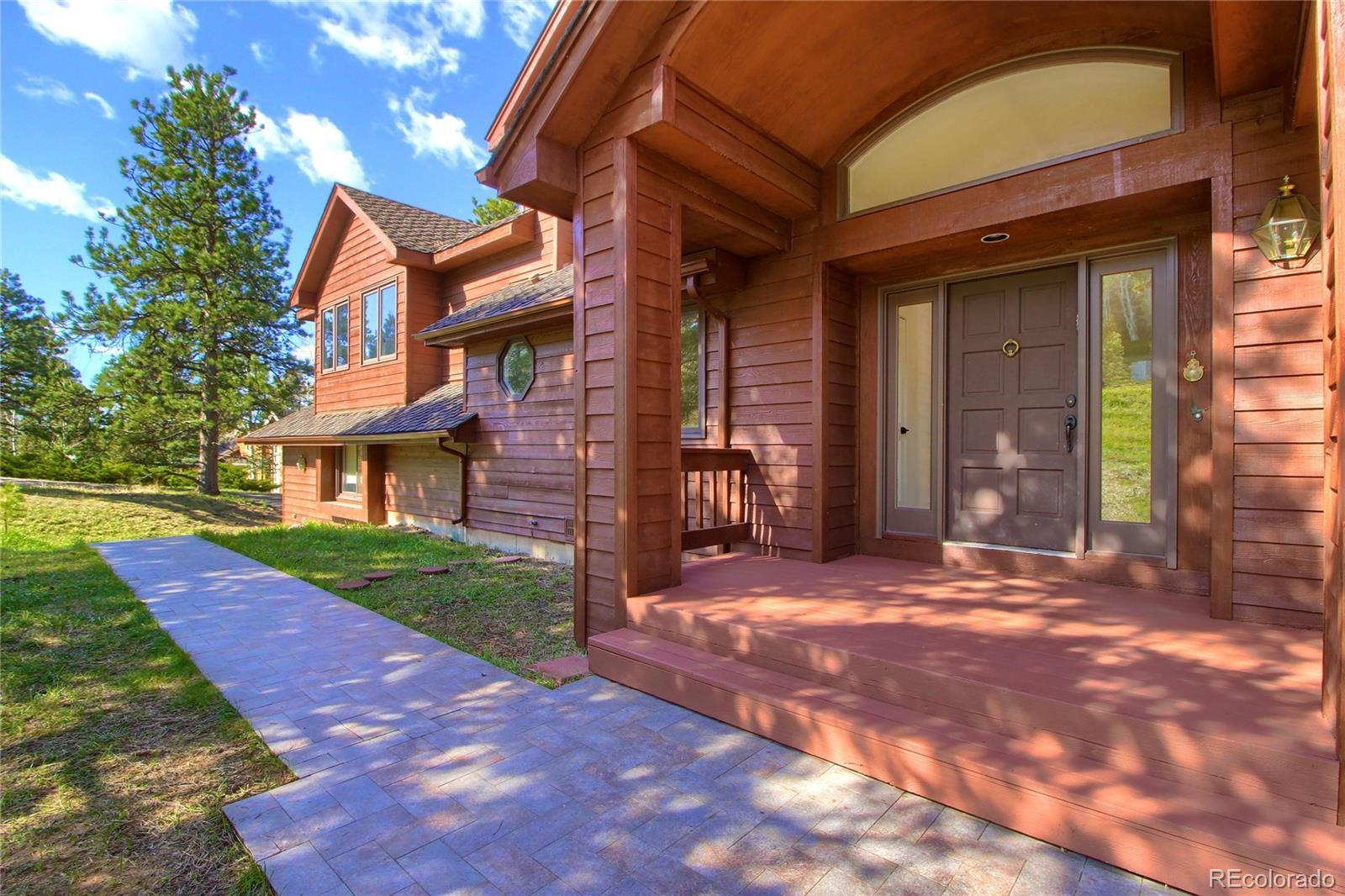 1551 Prouty Drive, Evergreen, CO 80439 - #: 8168033