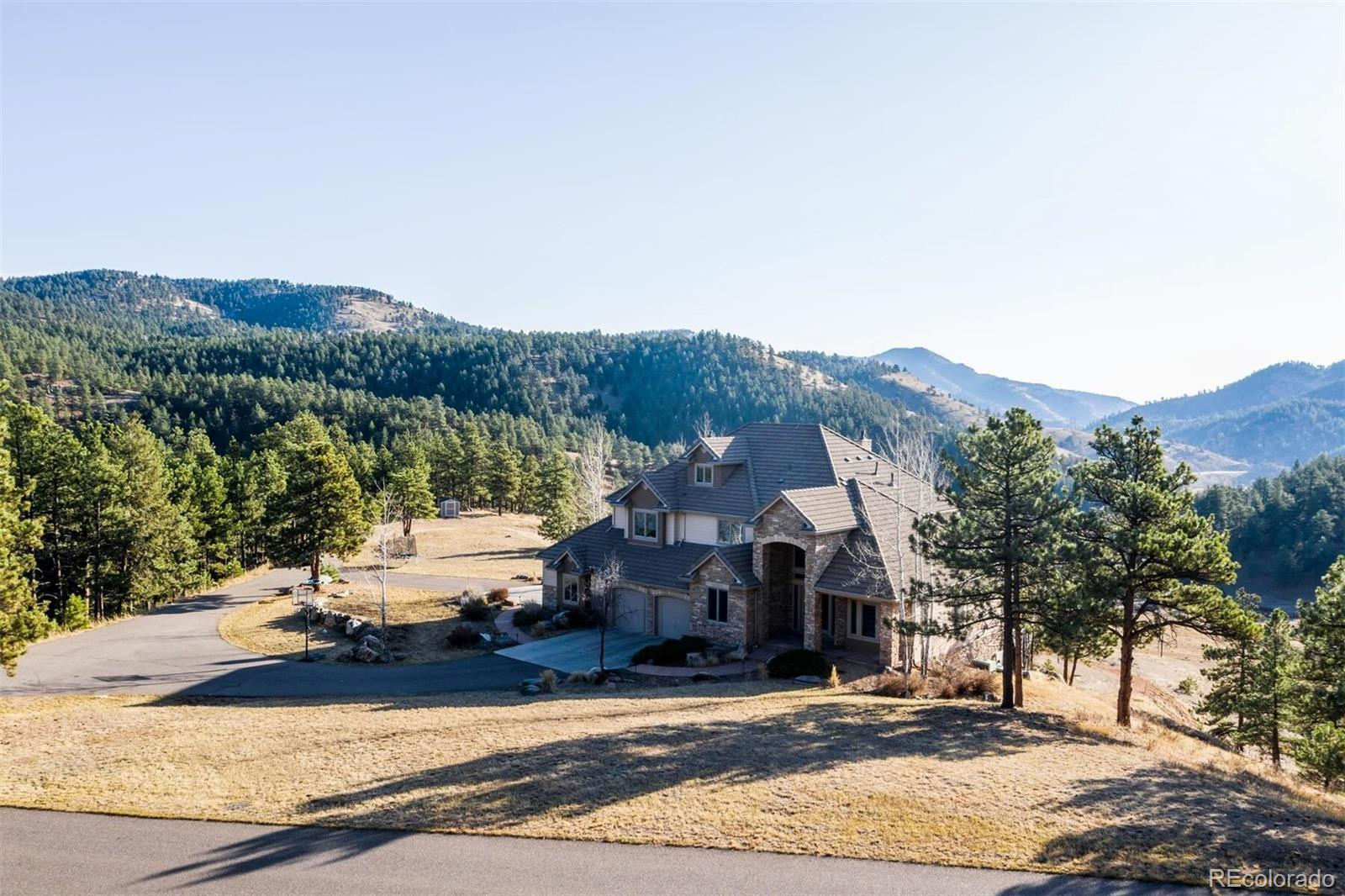 25576 Elk Range Road, Evergreen, CO 80439 - #: 9764033