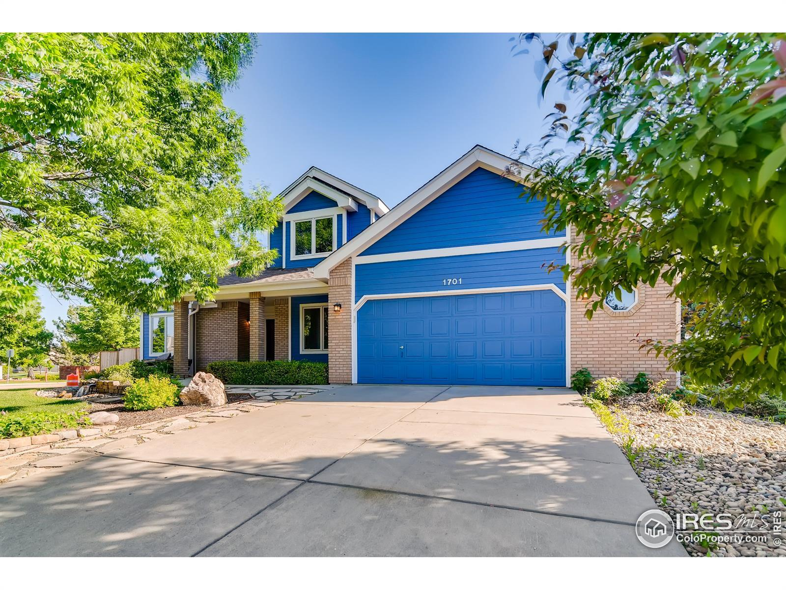 1701 Briargate Court, Fort Collins, CO 80526 - #: IR943033