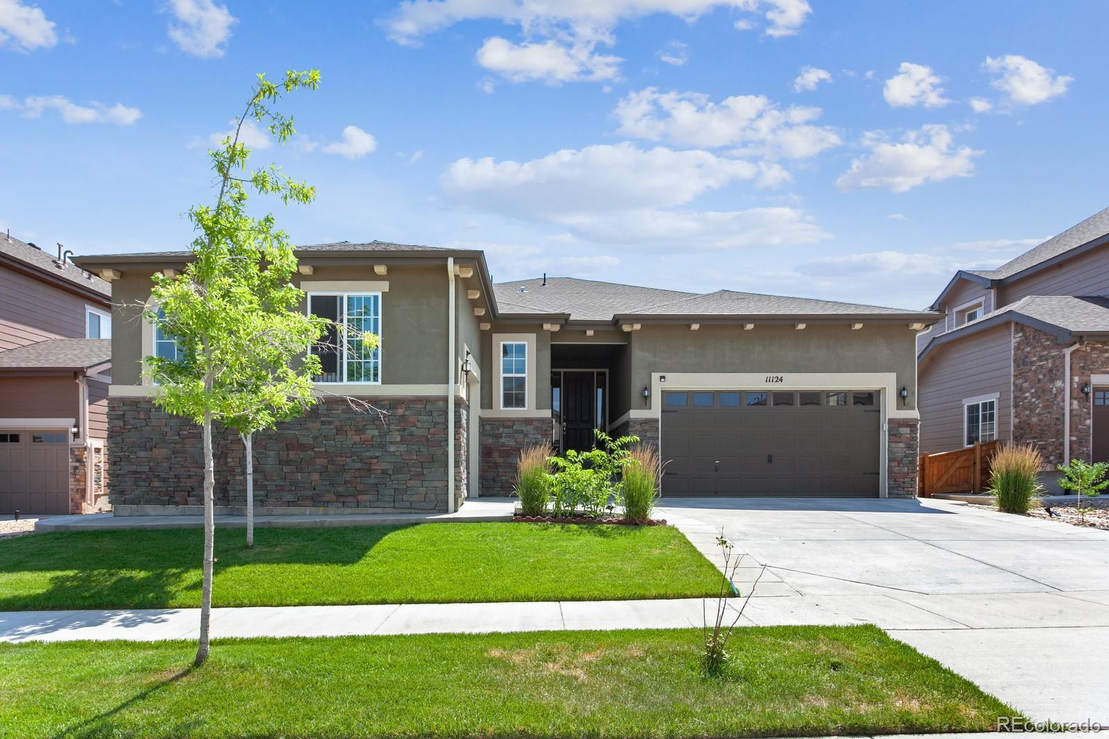 11124 Pitkin Court, Commerce City, CO 80022 - #: 5831035
