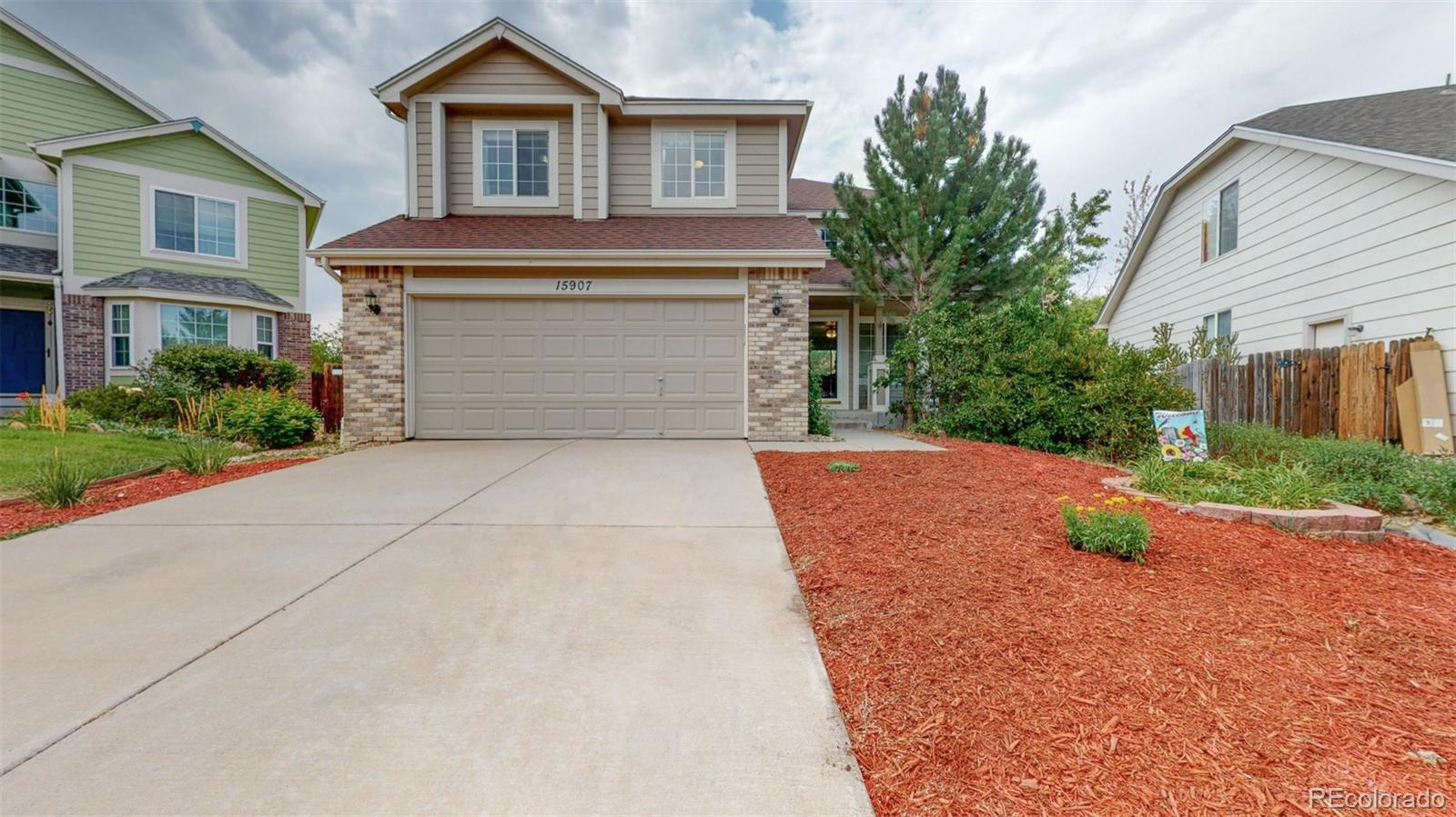 15907 Golden Eye Court, Parker, CO 80134 - #: 3211037
