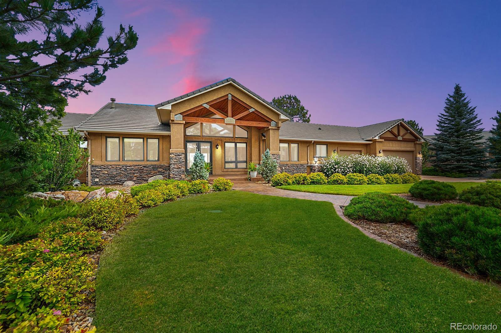 4853 Linfield Court, Colorado Springs, CO 80918 - #: 6426038