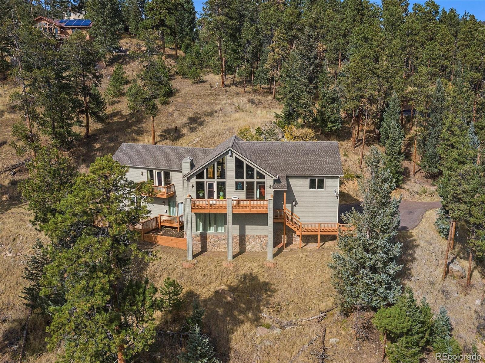 6915 Sprucedale Park Way, Evergreen, CO 80439 - #: 5886039