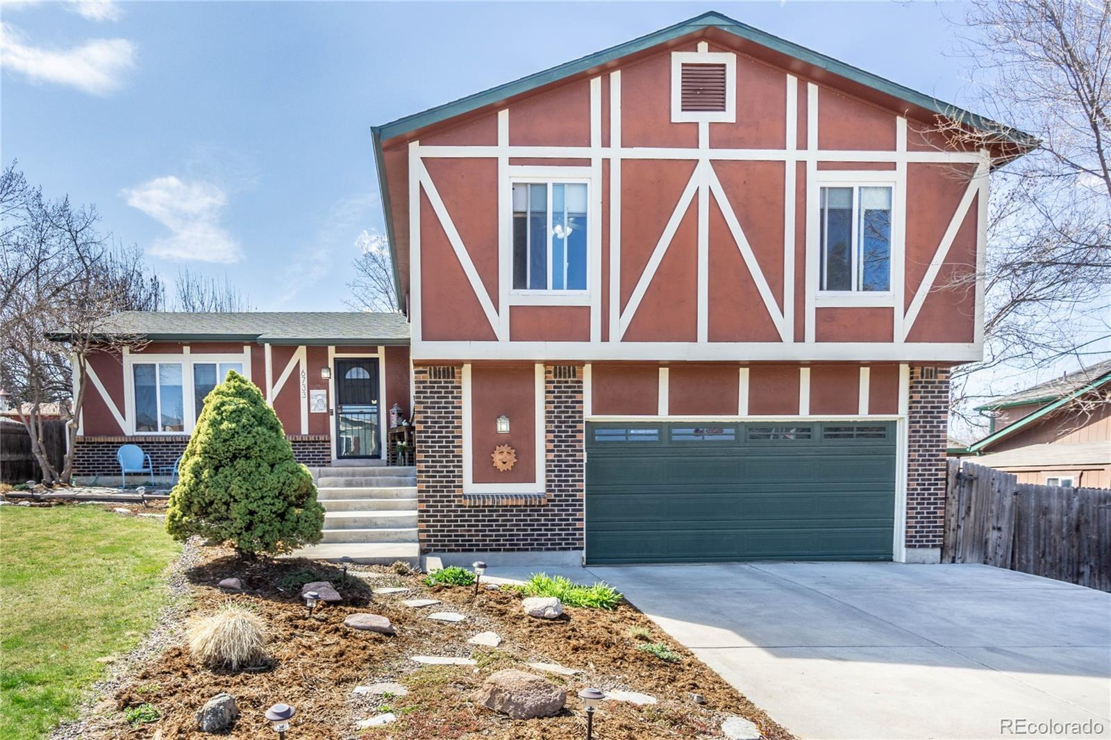 6733 Coors Street, Arvada, CO 80004 - #: 4375042