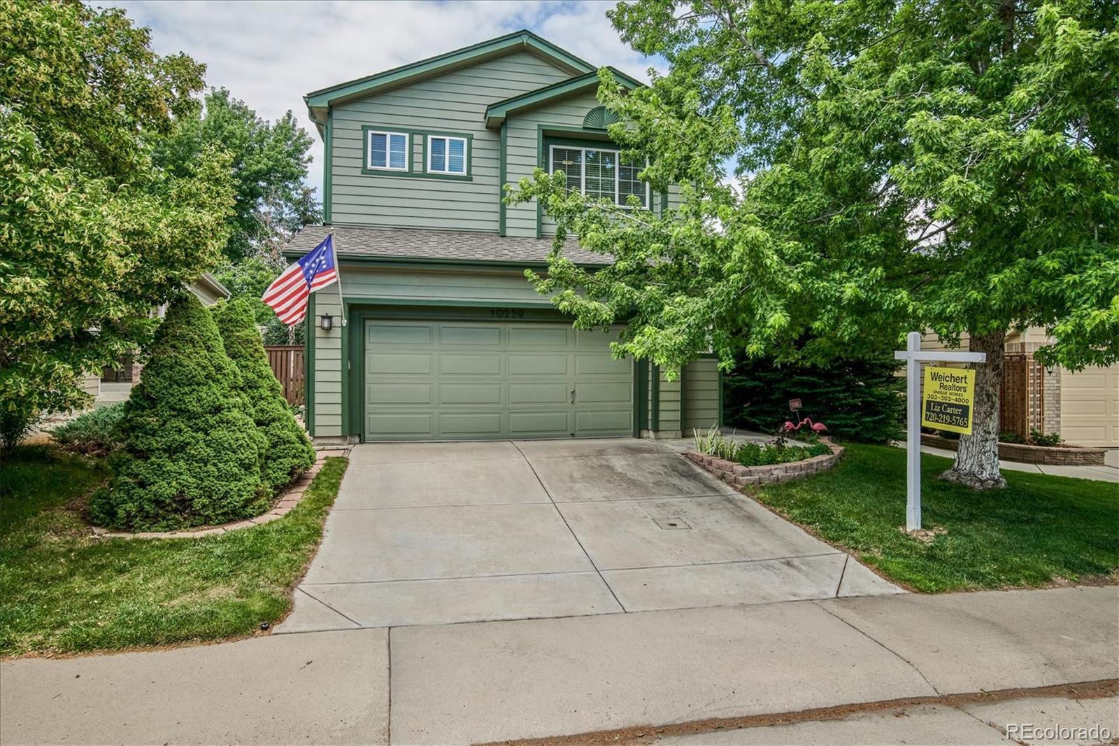 10259 Spotted Owl Avenue, Highlands Ranch, CO 80129 - #: 7507050