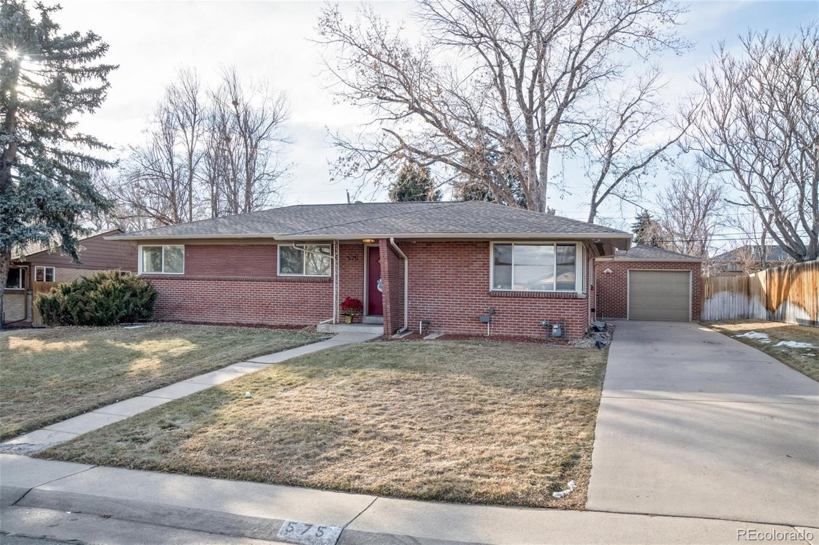575 Dover Street, Lakewood, CO 80226 - #: 9706052
