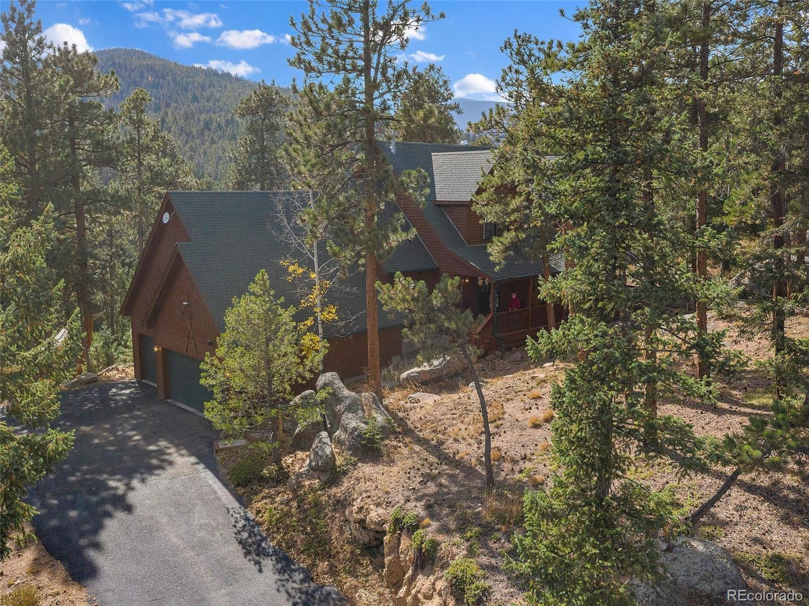 6945 Sprucedale Park Way, Evergreen, CO 80439 - #: 6639055