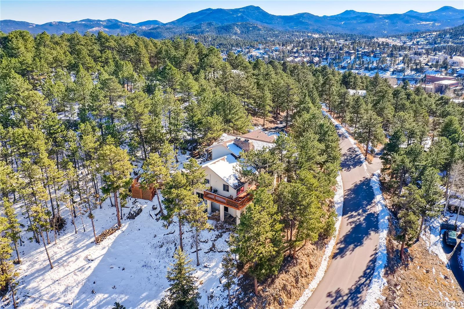 2700 Pinehurst Drive, Evergreen, CO 80439 - #: 6156060