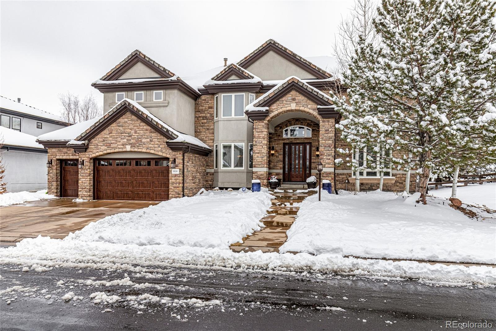 9530 S Shadow Hill, Lone Tree, CO 80124 - #: 8422060