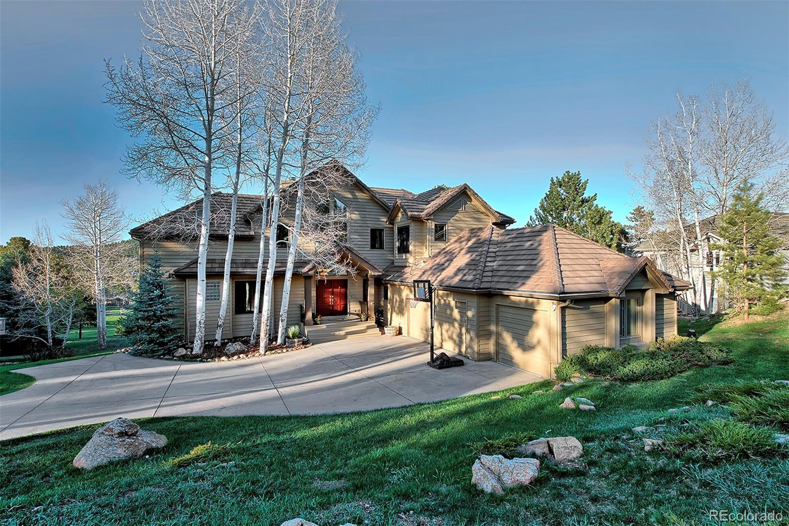 2172 Augusta Drive, Evergreen, CO 80439 - #: 6659065