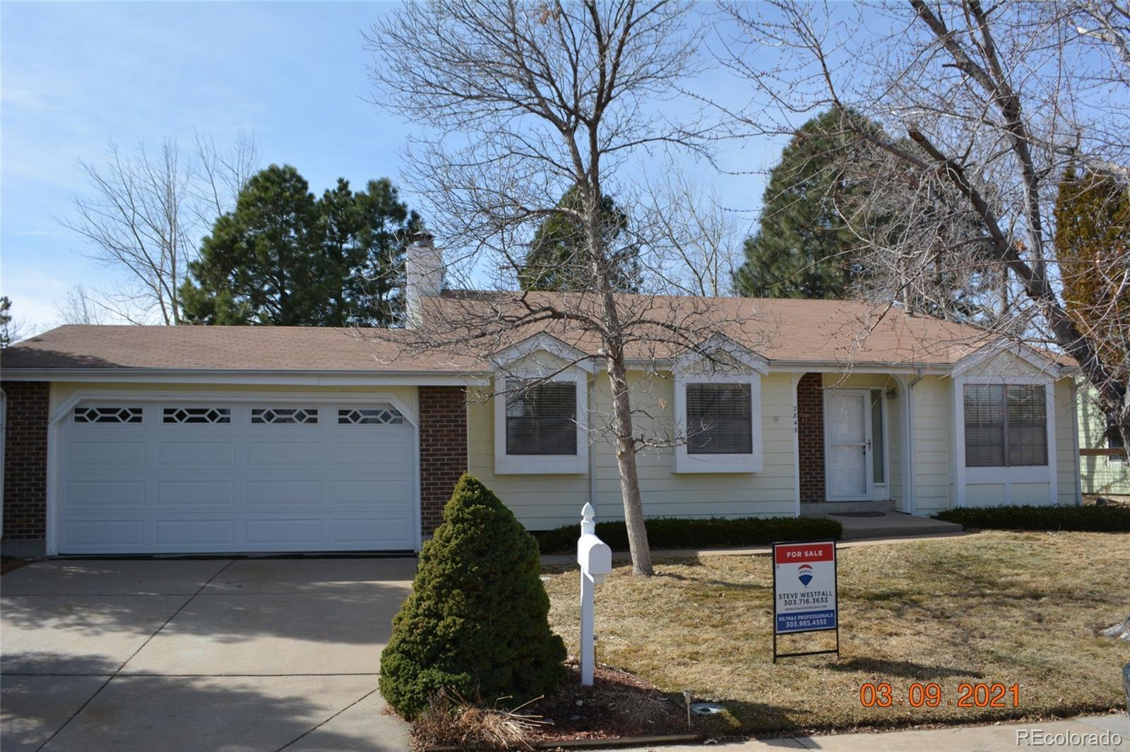 2849 S Richfield Way, Aurora, CO 80013 - #: 3833067