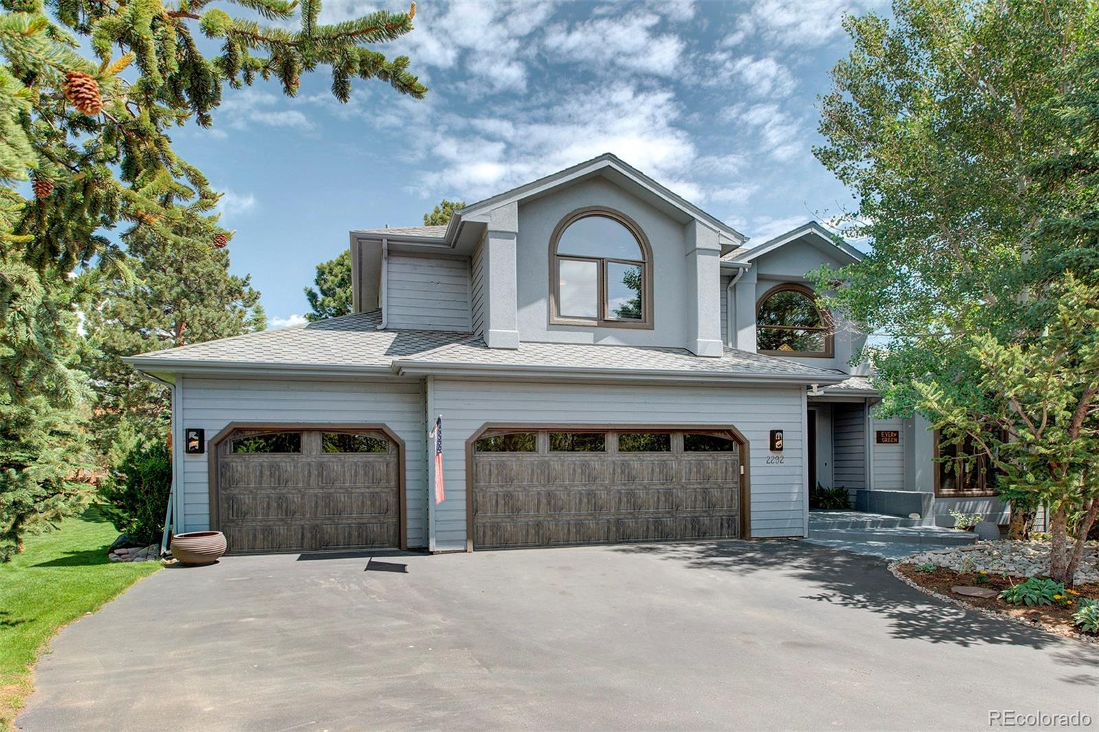 2292 Hiwan Drive, Evergreen, CO 80439 - #: 5725071