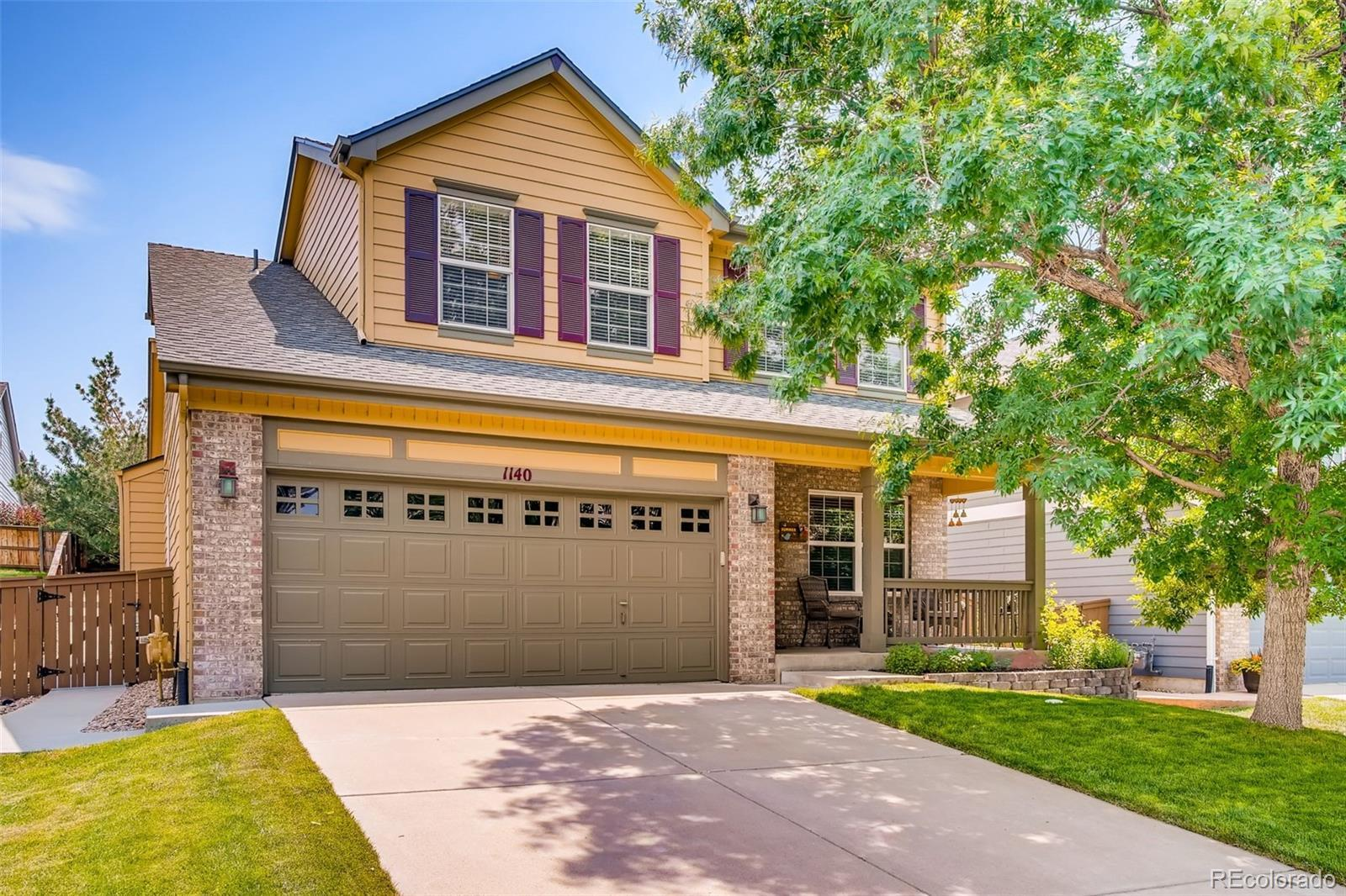 1140 Mulberry Lane, Highlands Ranch, CO 80129 - #: 8643071