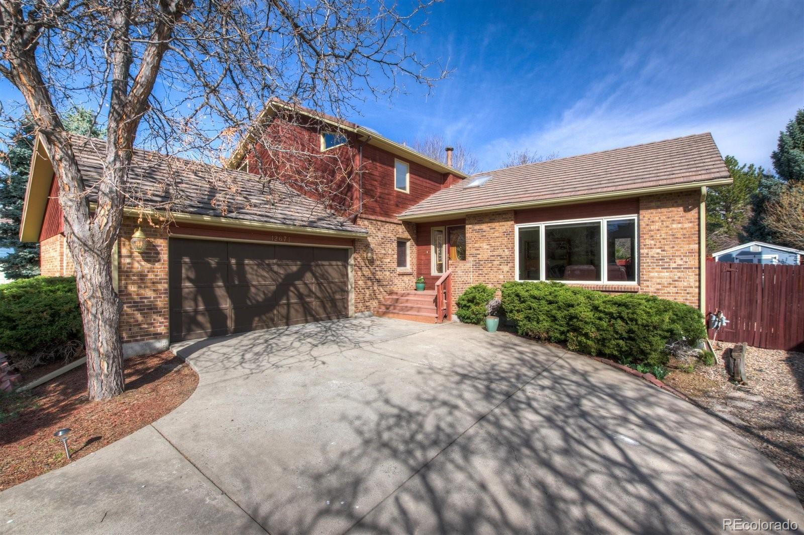 12671 W 56th Place, Arvada, CO 80002 - #: 6338075