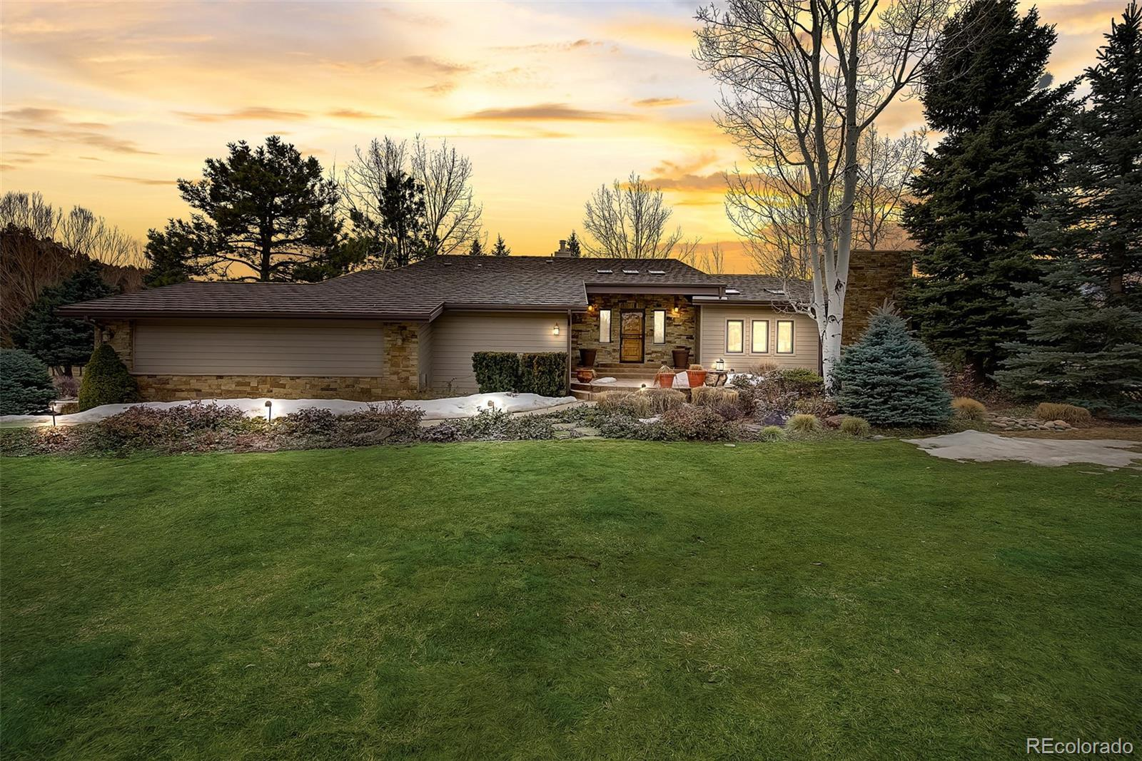 5843 Willowbrook Drive, Morrison, CO 80465 - #: 9665076
