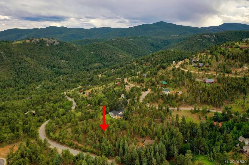000 Beaver Brook Canyon, Evergreen, CO 80439 - #: 9261077