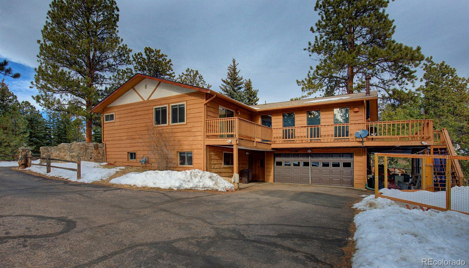 30217 Sunset Trail, Pine, CO 80470 - #: 9387082
