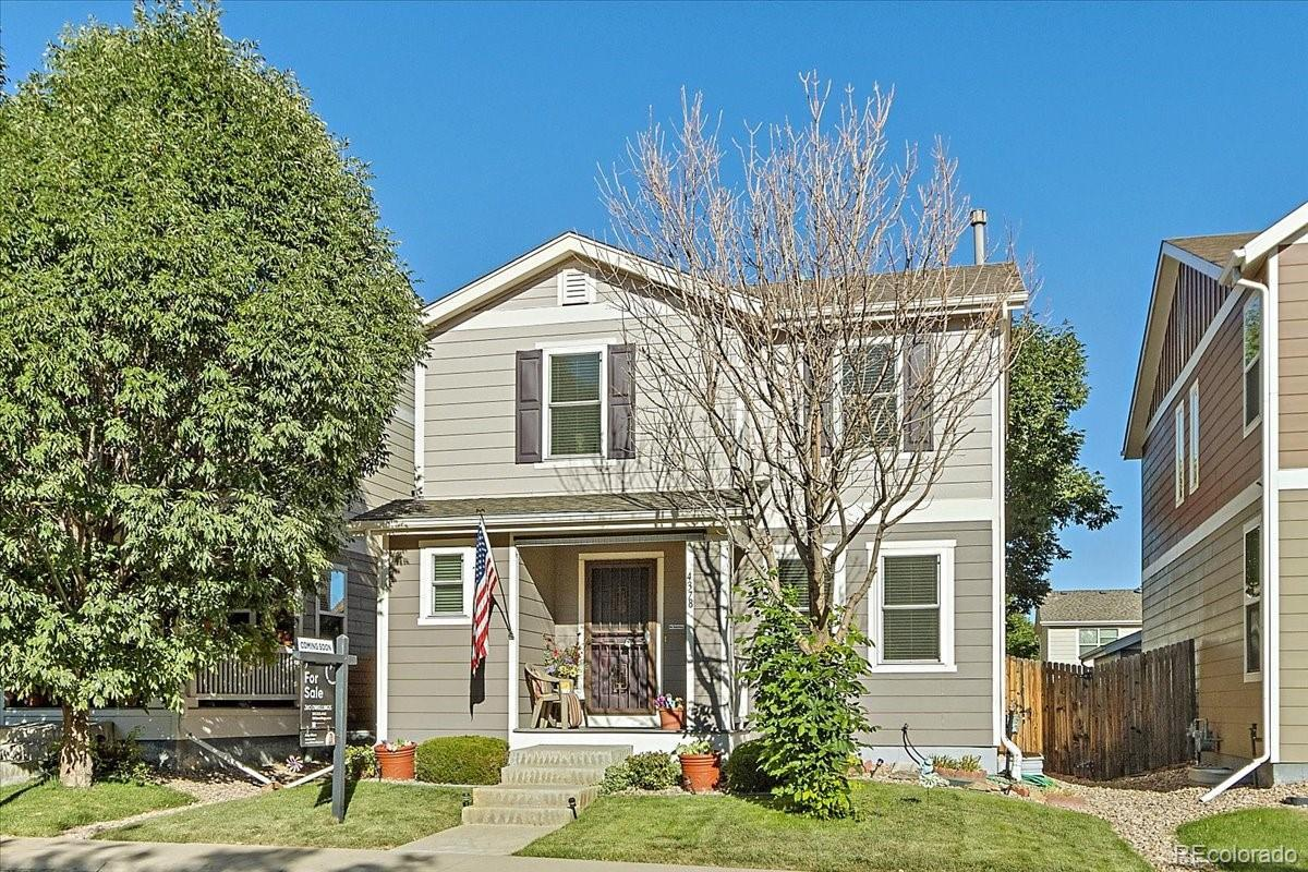 4378 S Independence Court, Littleton, CO 80123 - #: 2996083