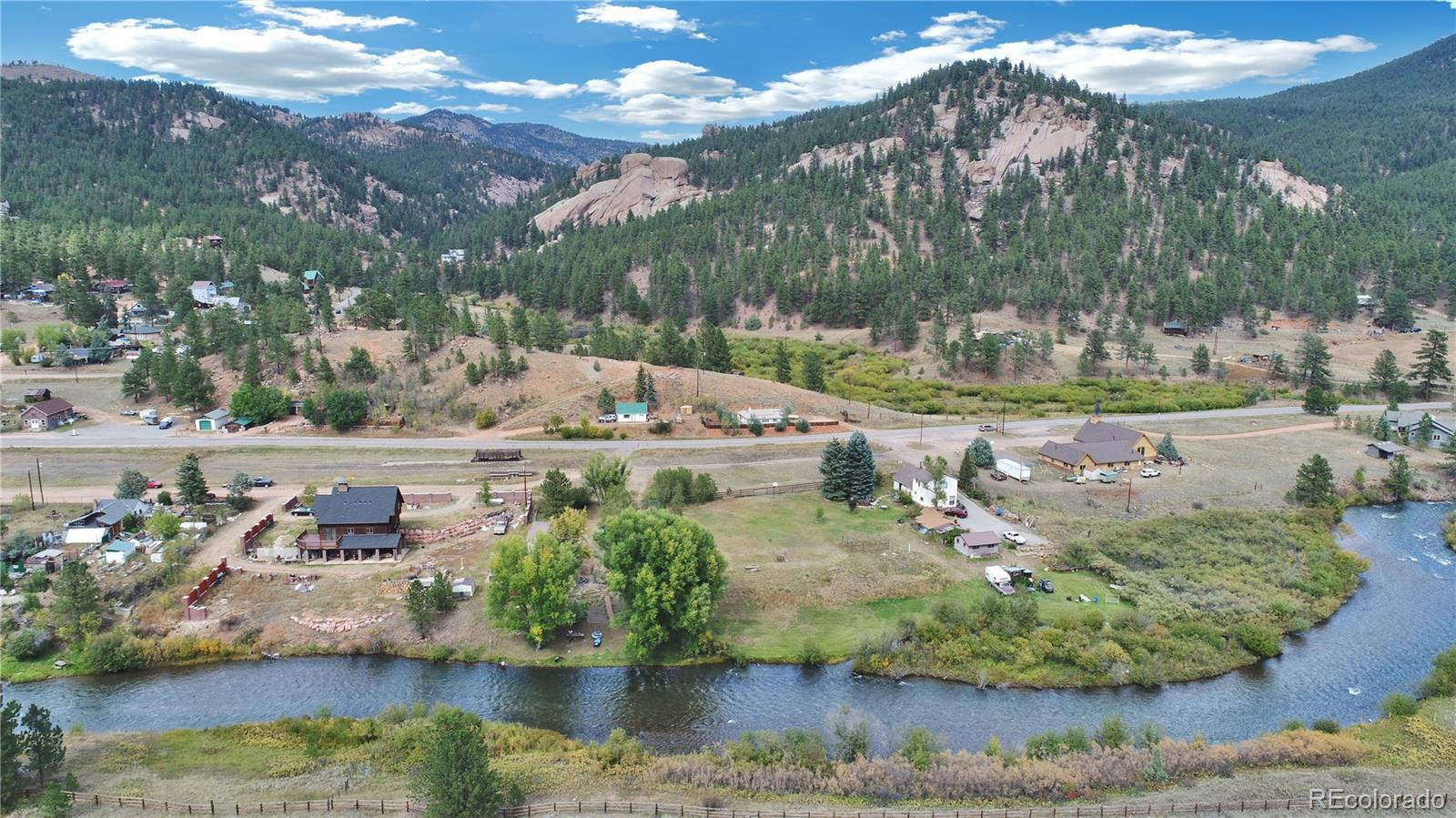 16774 Pine Valley Road, Pine, CO 80470 - #: 3124087