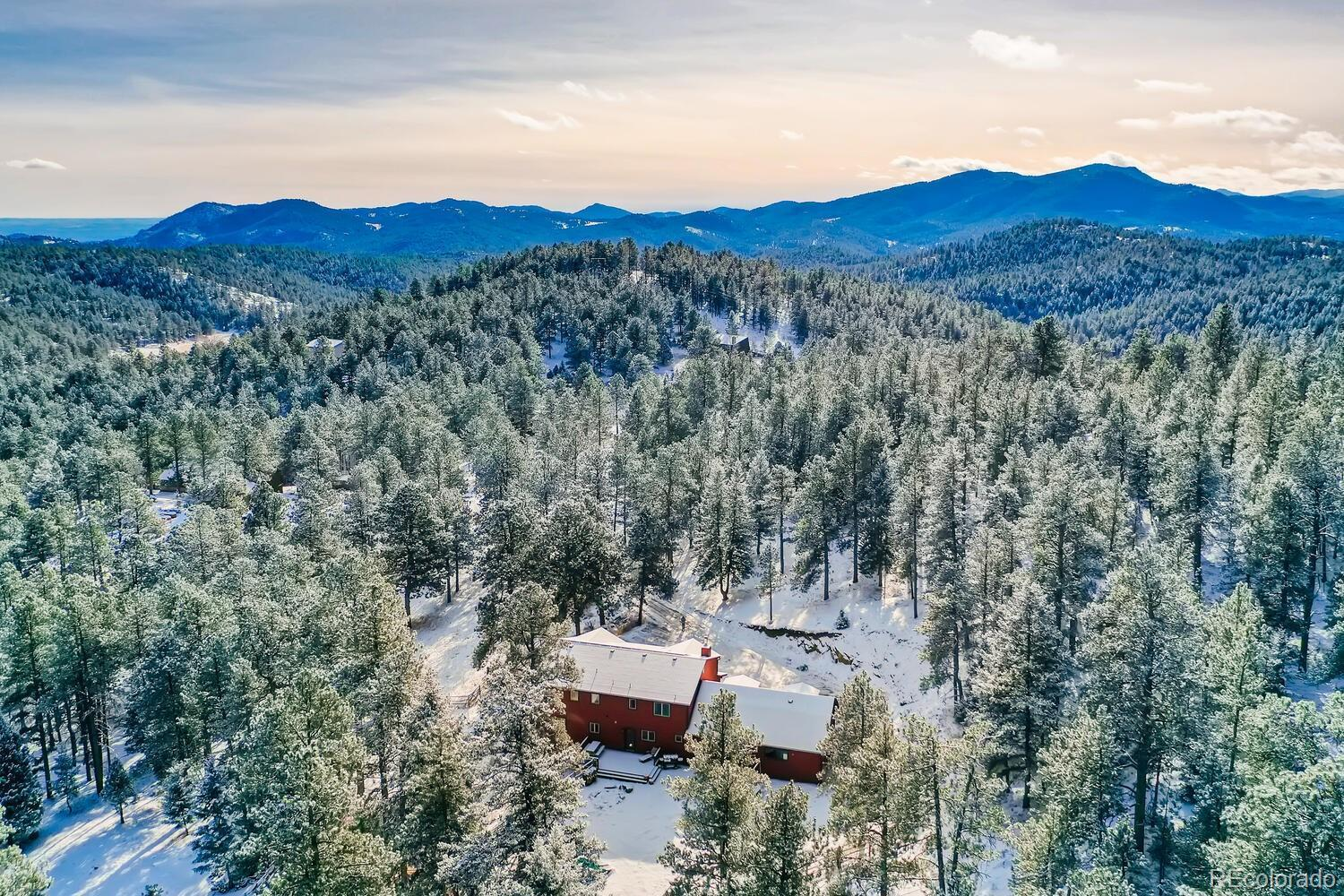 2019 Swede Gulch Road, Evergreen, CO 80439 - #: 7260088