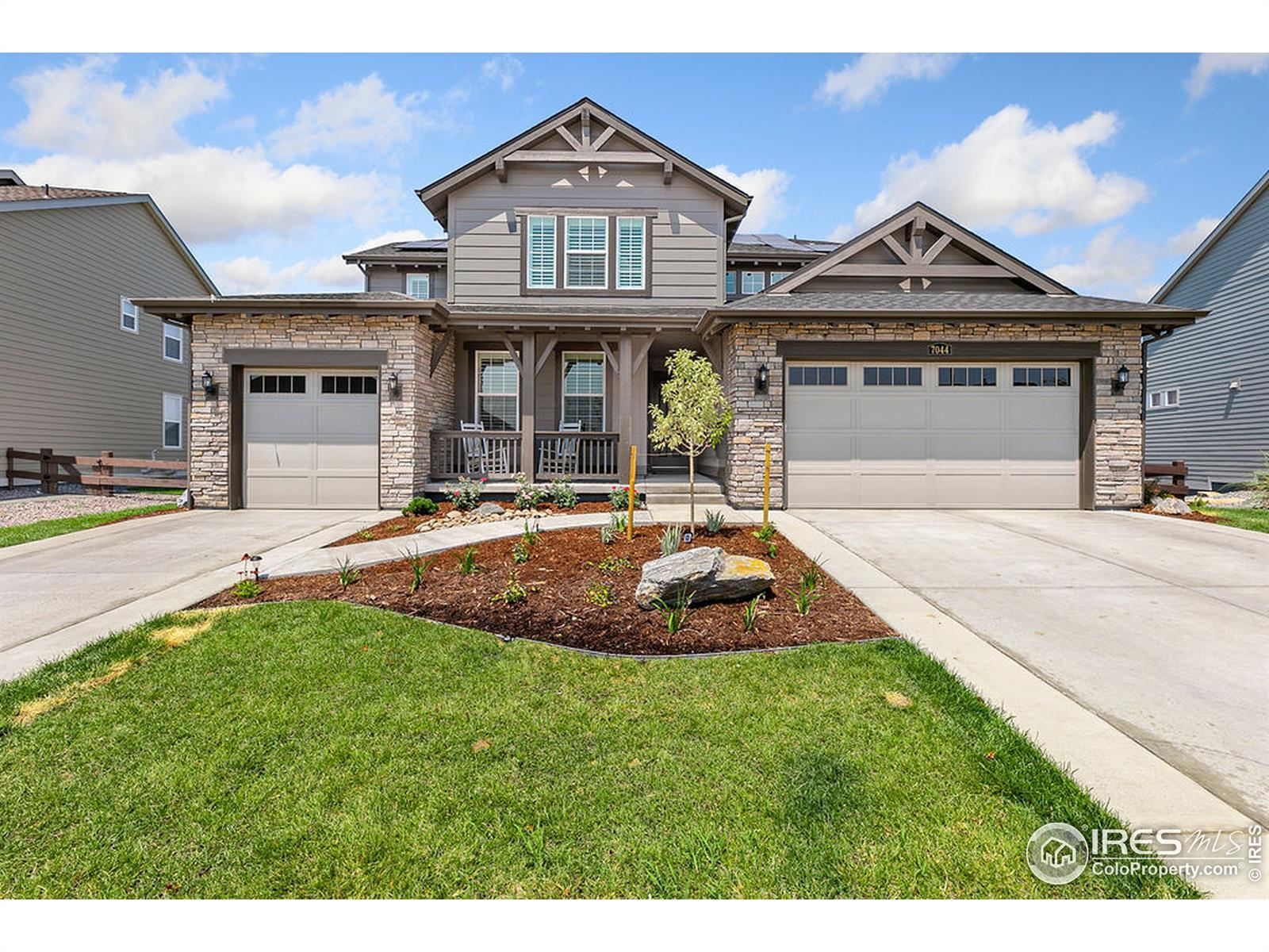 7044 Thunderview Drive, Timnath, CO 80547 - #: IR947089