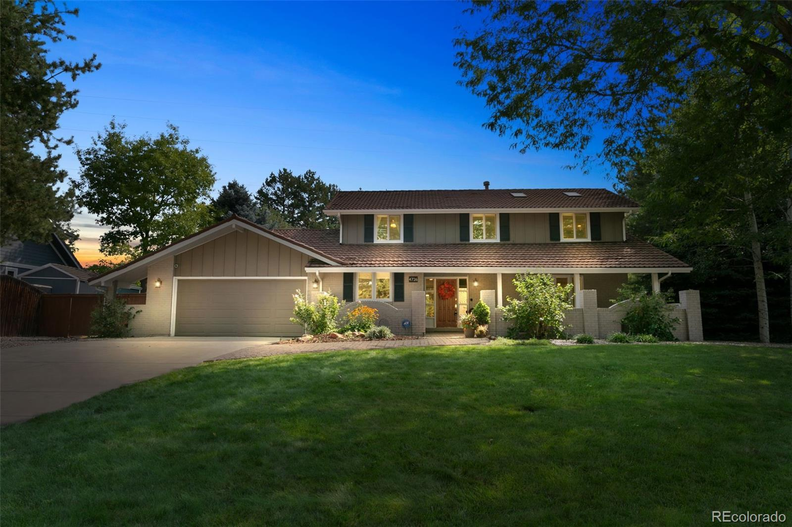 4726 Tanglewood Trail, Boulder, CO 80301 - #: 2059090