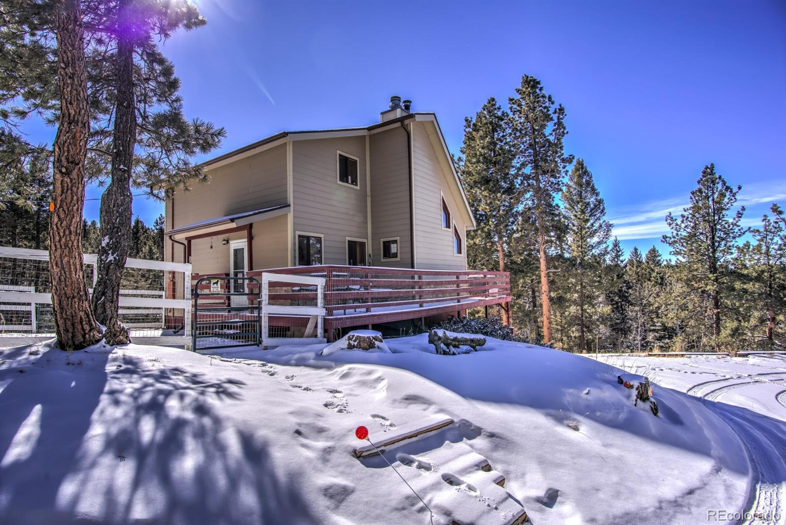 58 Juniper Circle, Florissant, CO 80816 - #: 3723091