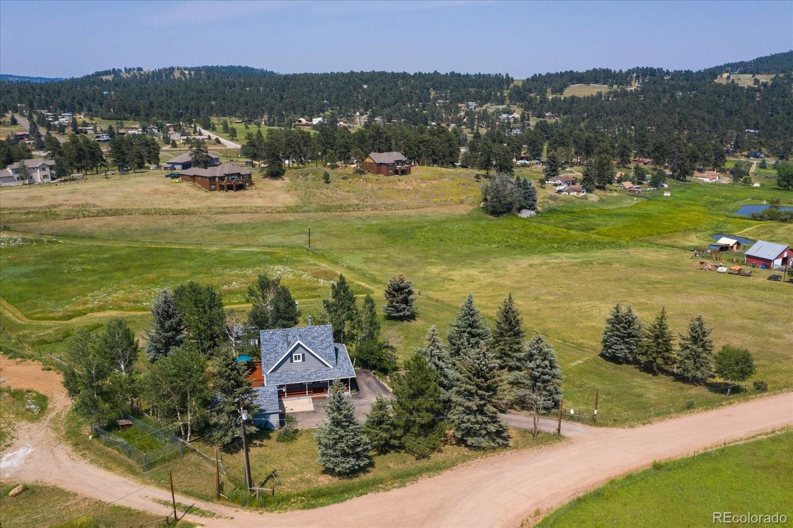 23489 Otowi Road, Indian Hills, CO 80454 - #: 6060092