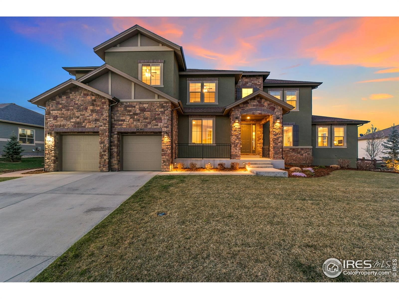 2820 Sunset View Drive, Fort Collins, CO 80528 - #: IR939092