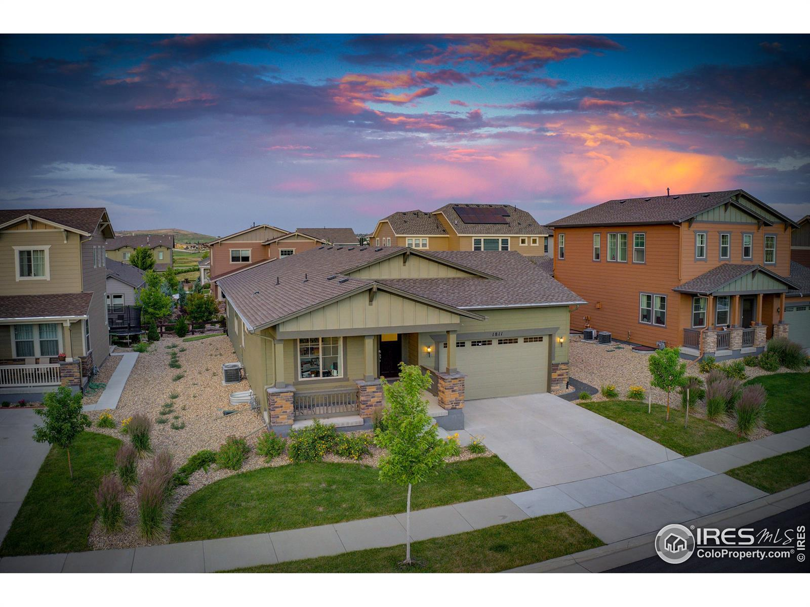 1811 Wright Drive, Erie, CO 80516 - #: IR945093