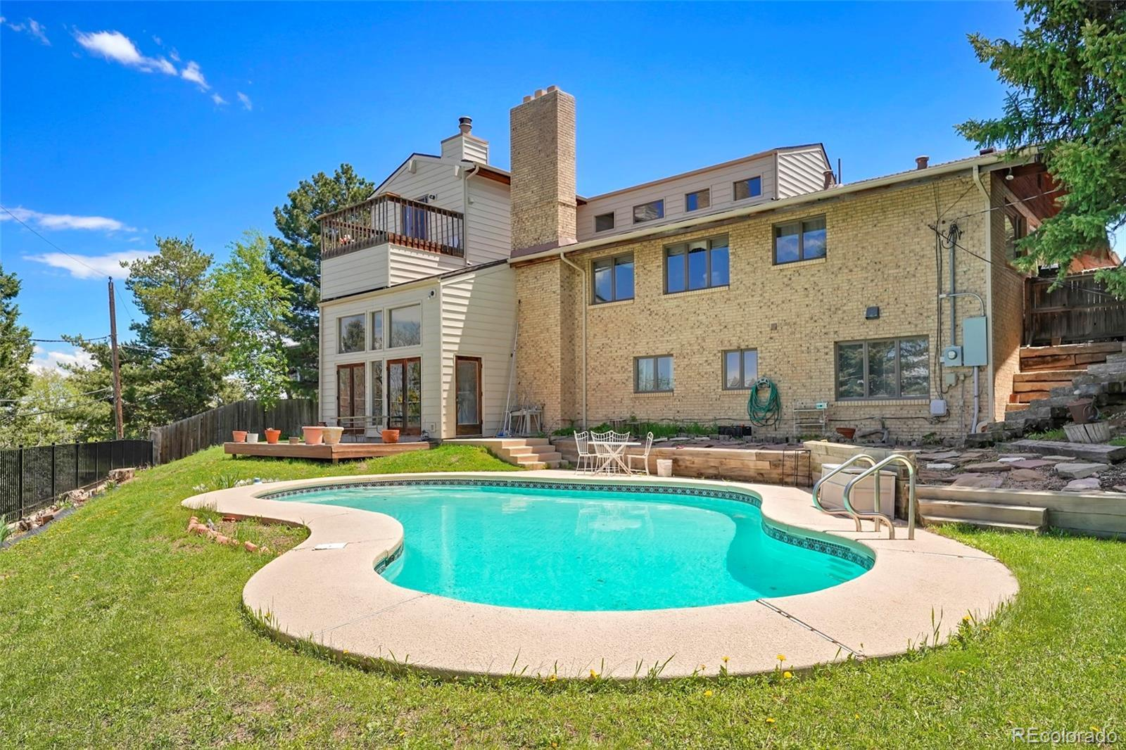 535 S Coors Court, Lakewood, CO 80228 - #: 3820095