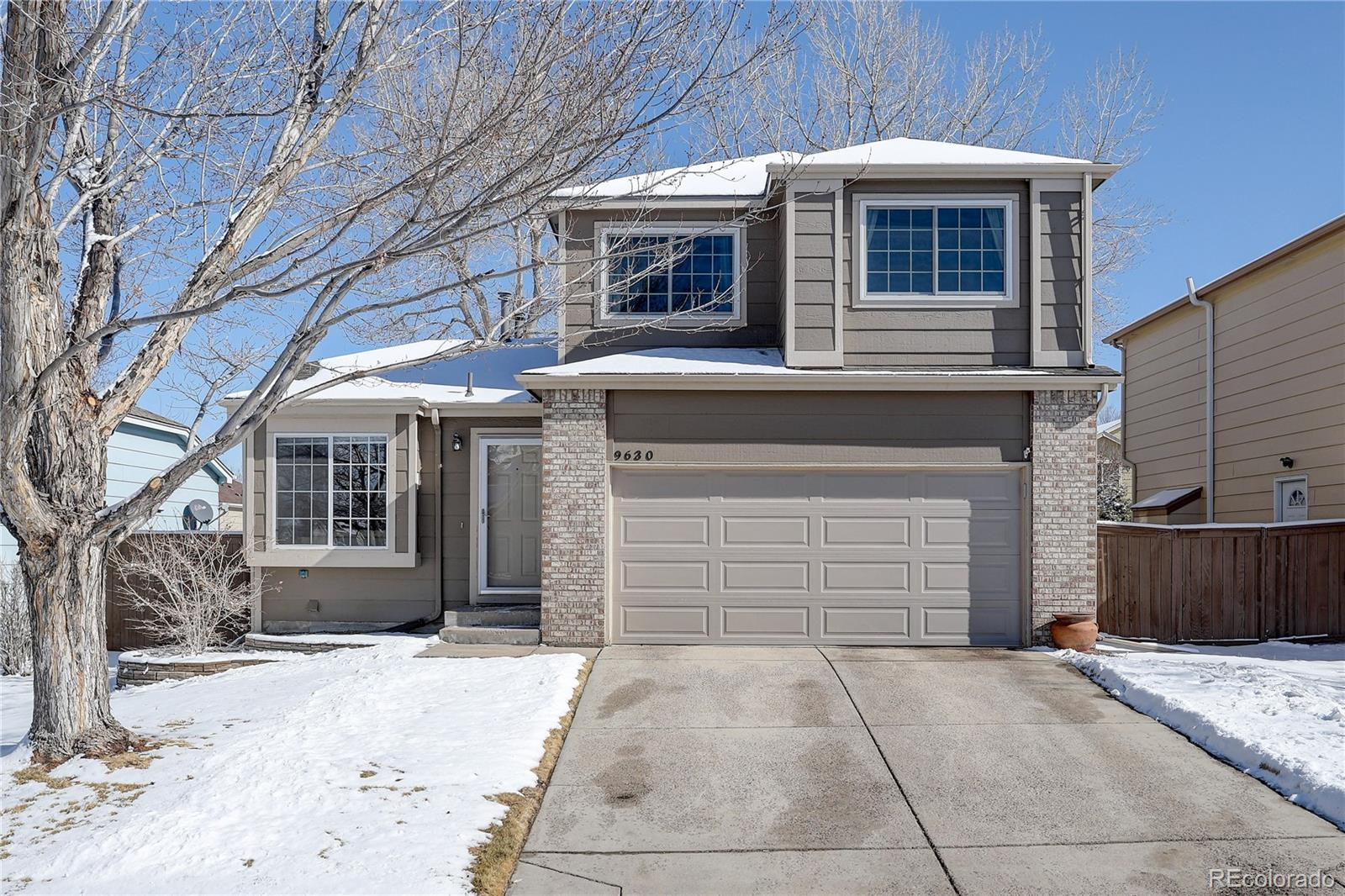 9630 Whitecliff Place, Highlands Ranch, CO 80129 - #: 6800095