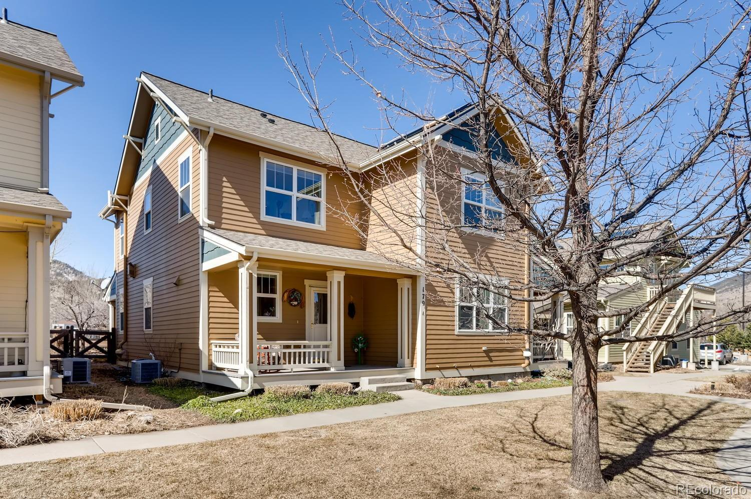 179 2nd Avenue #A, Lyons, CO 80540 - #: 7066098