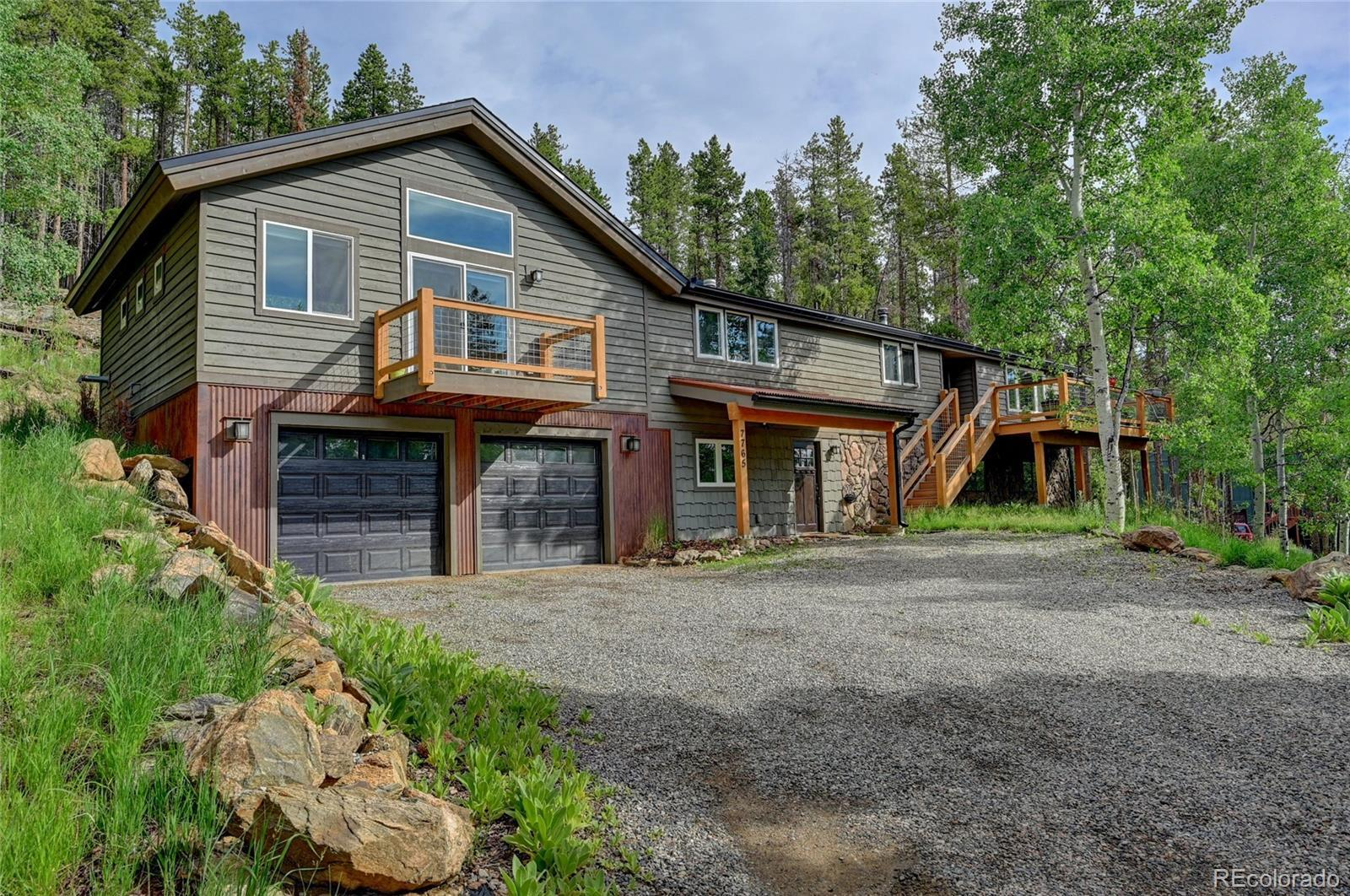7765 Matterhorn Road, Evergreen, CO 80439 - #: 4051107