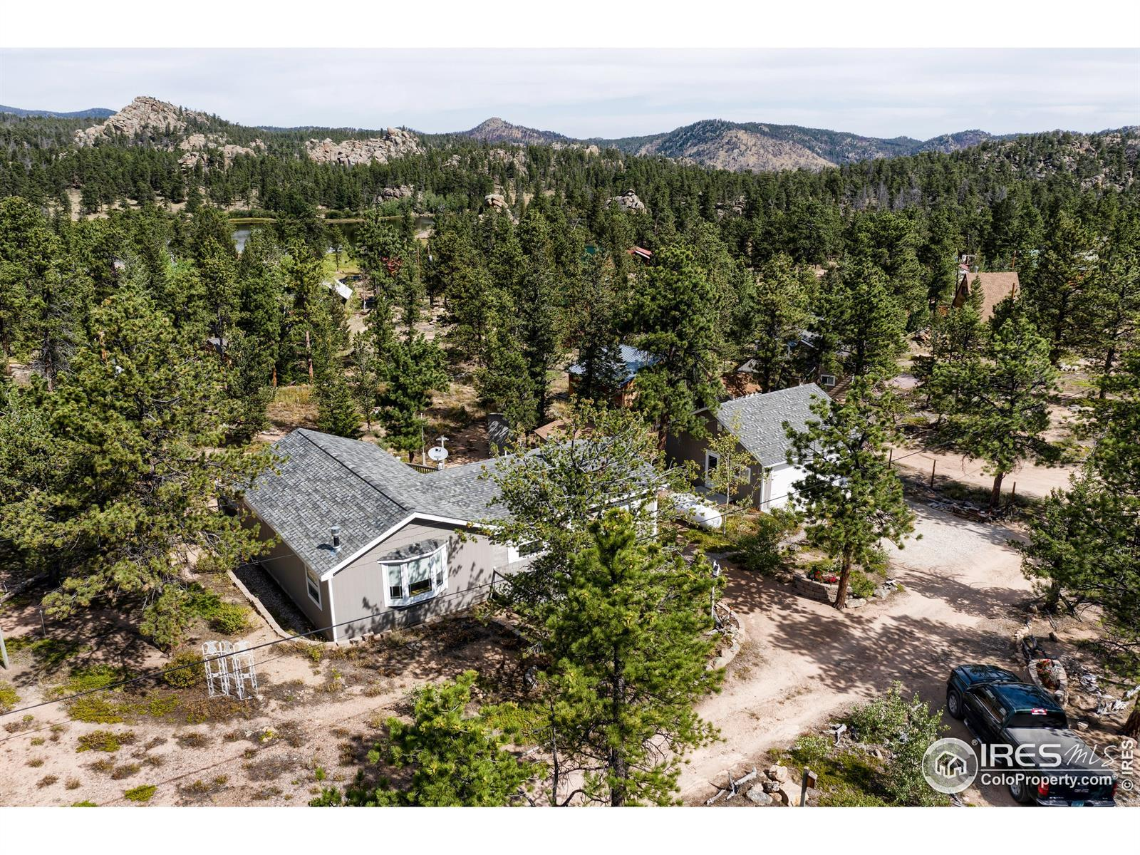 304 Sinisippi Road, Red Feather Lakes, CO 80545 - #: IR941107
