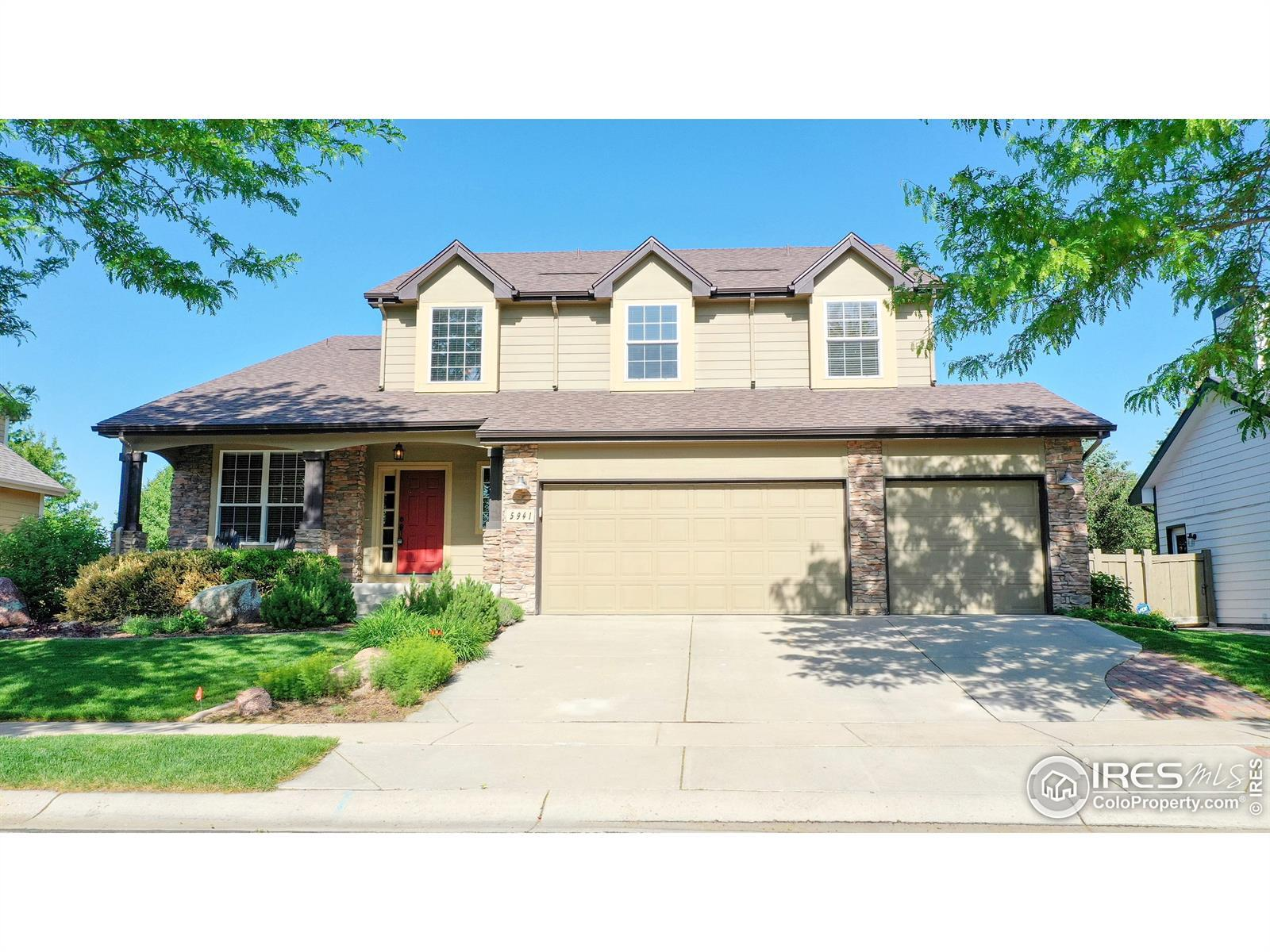 5941 Twin Wash Square, Fort Collins, CO 80528 - #: IR943114