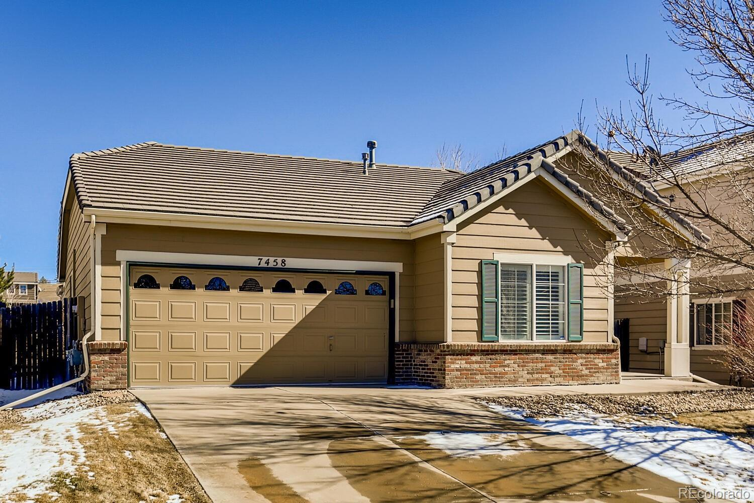 7458 S Norfolk Street, Aurora, CO 80016 - #: 4114115