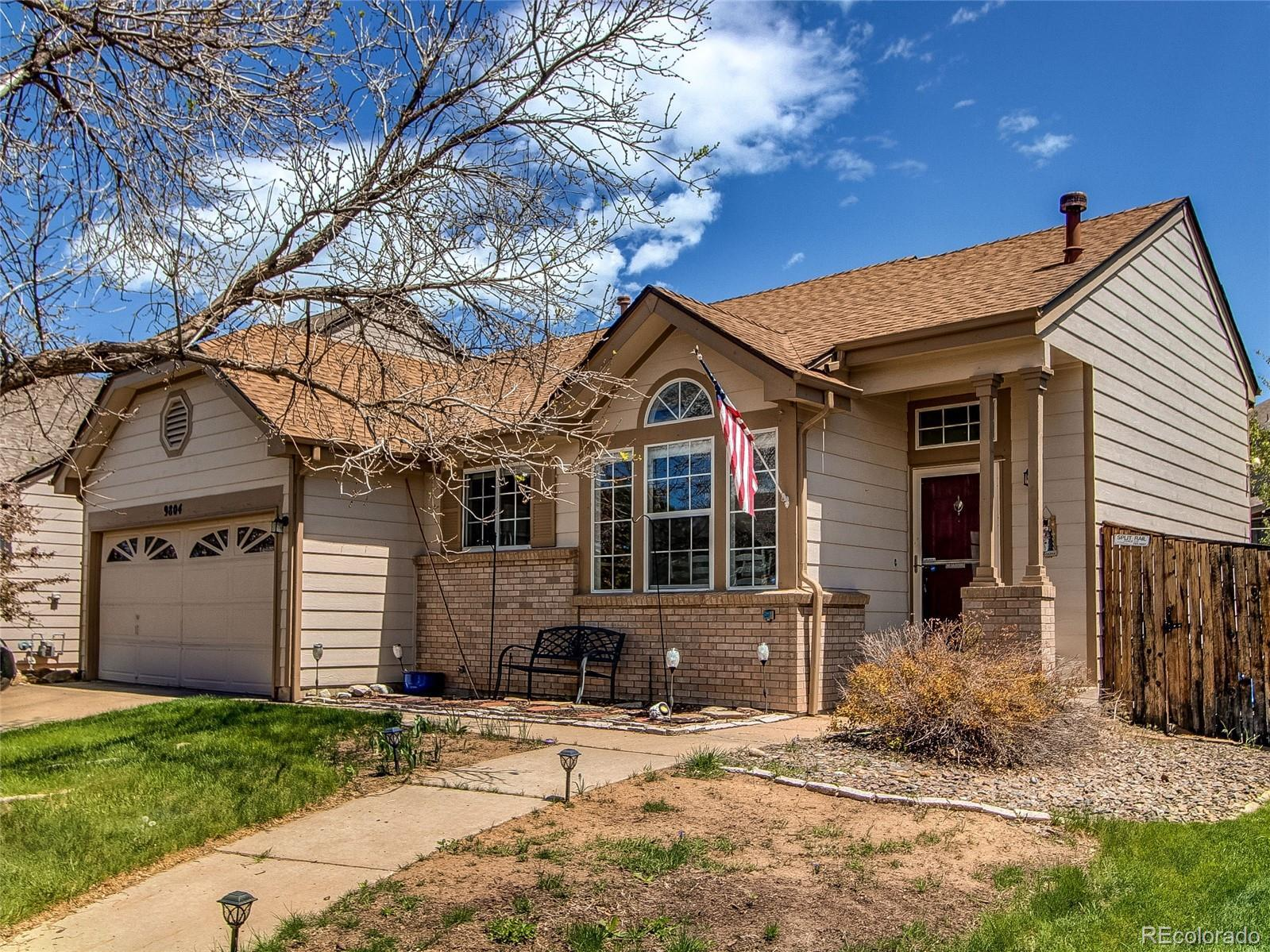 9804 Rosewalk Drive, Highlands Ranch, CO 80129 - MLS#: 6672115