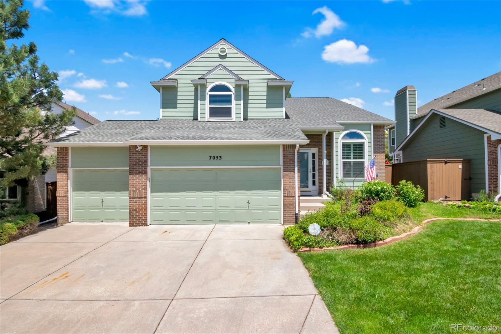 7053 Townsend Drive, Highlands Ranch, CO 80130 - MLS#: 8392115