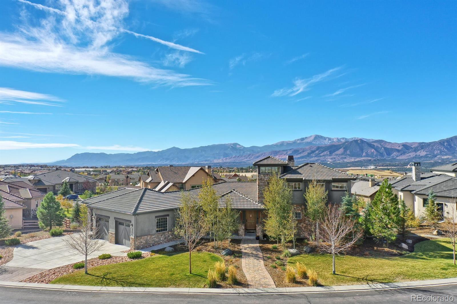2253 Red Edge Heights, Colorado Springs, CO 80921 - #: 2255116