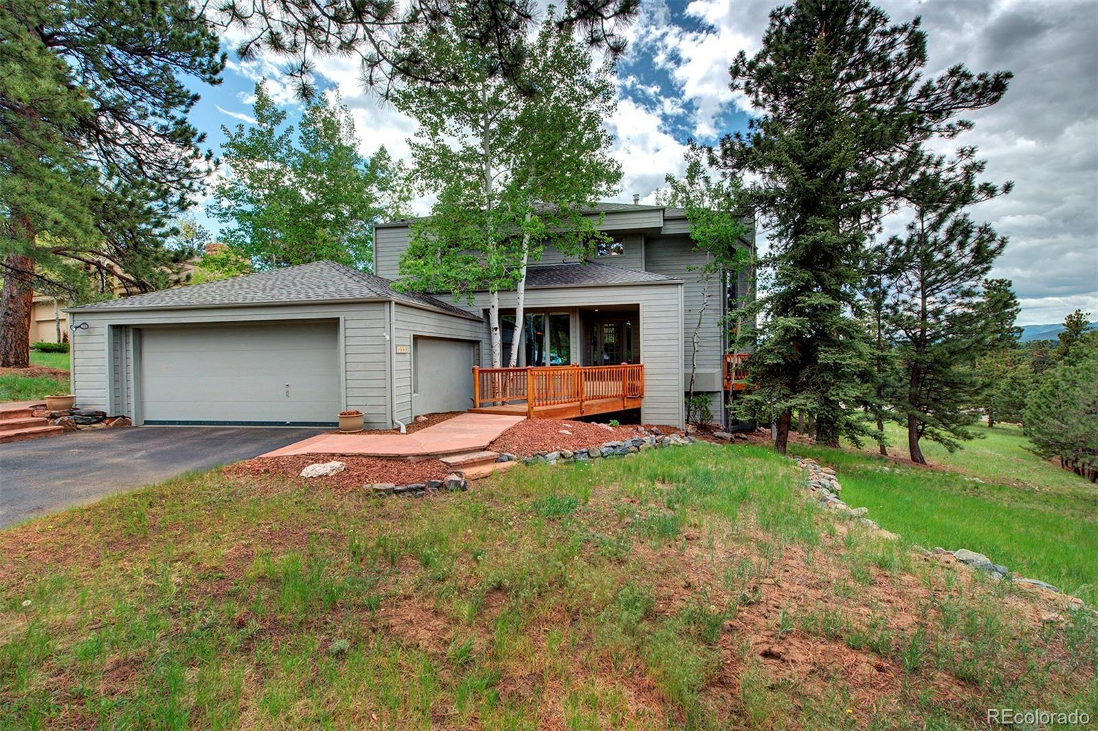 1592 Prouty Drive, Evergreen, CO 80439 - #: 5734116