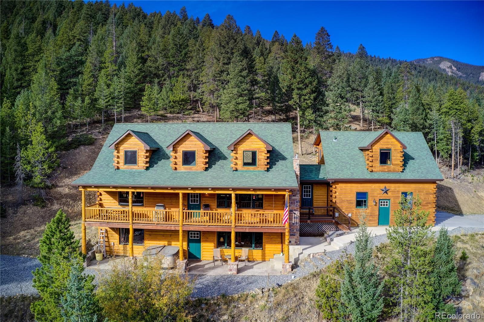 315 Juniper Lane, Evergreen, CO 80439 - #: 5047117