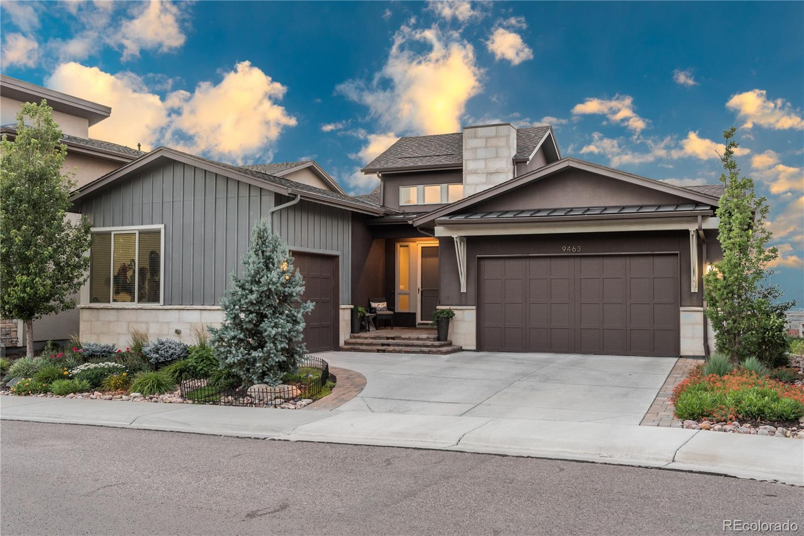 9463 Night Star Place, Lone Tree, CO 80124 - #: 7092120