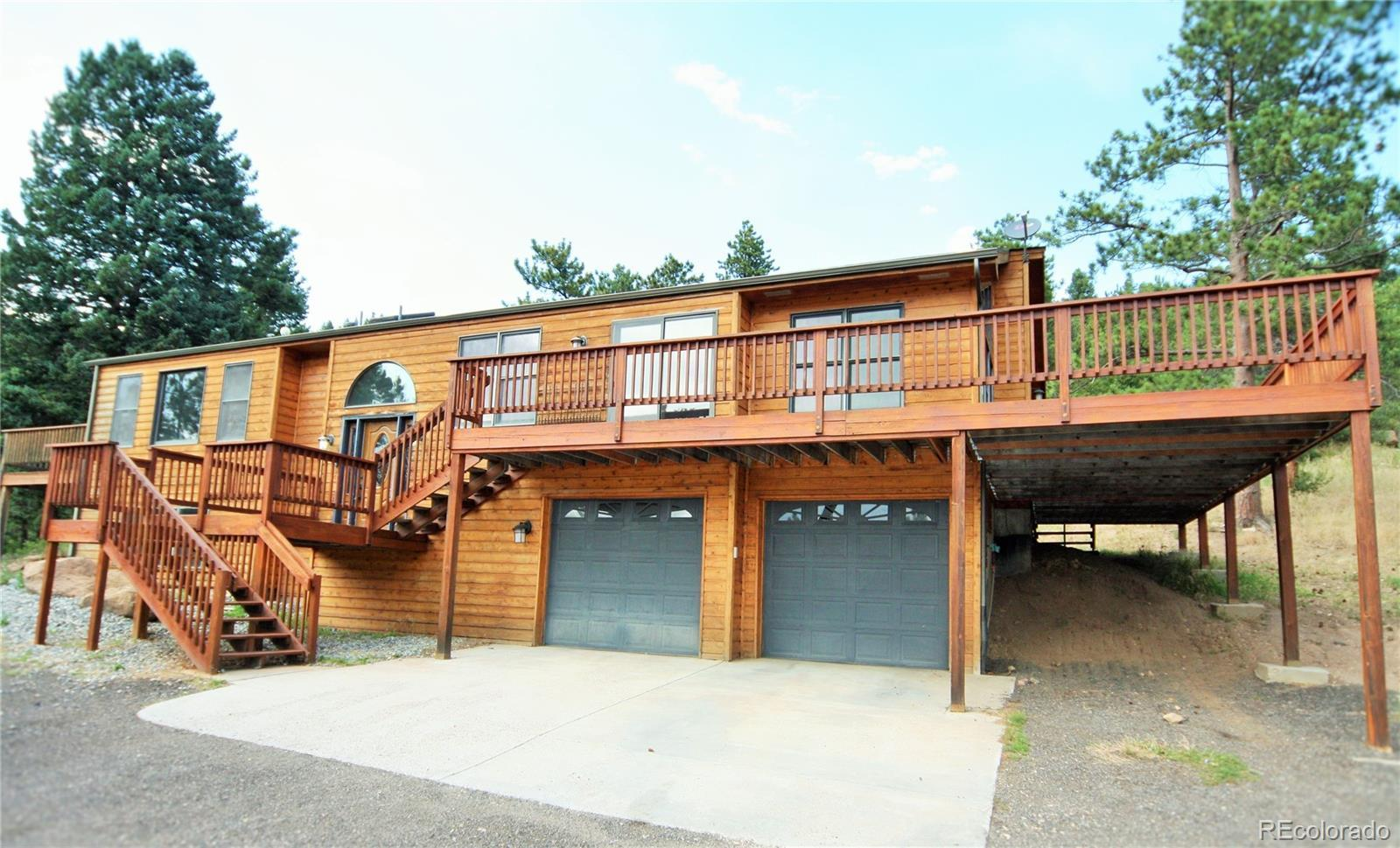 11911 Antler Trail, Littleton, CO 80127 - #: 5313125