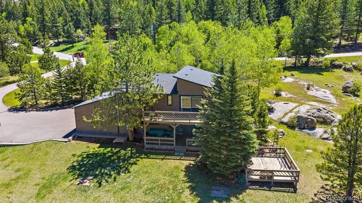 6233 Annapurna Drive, Evergreen, CO 80439 - #: 2401128
