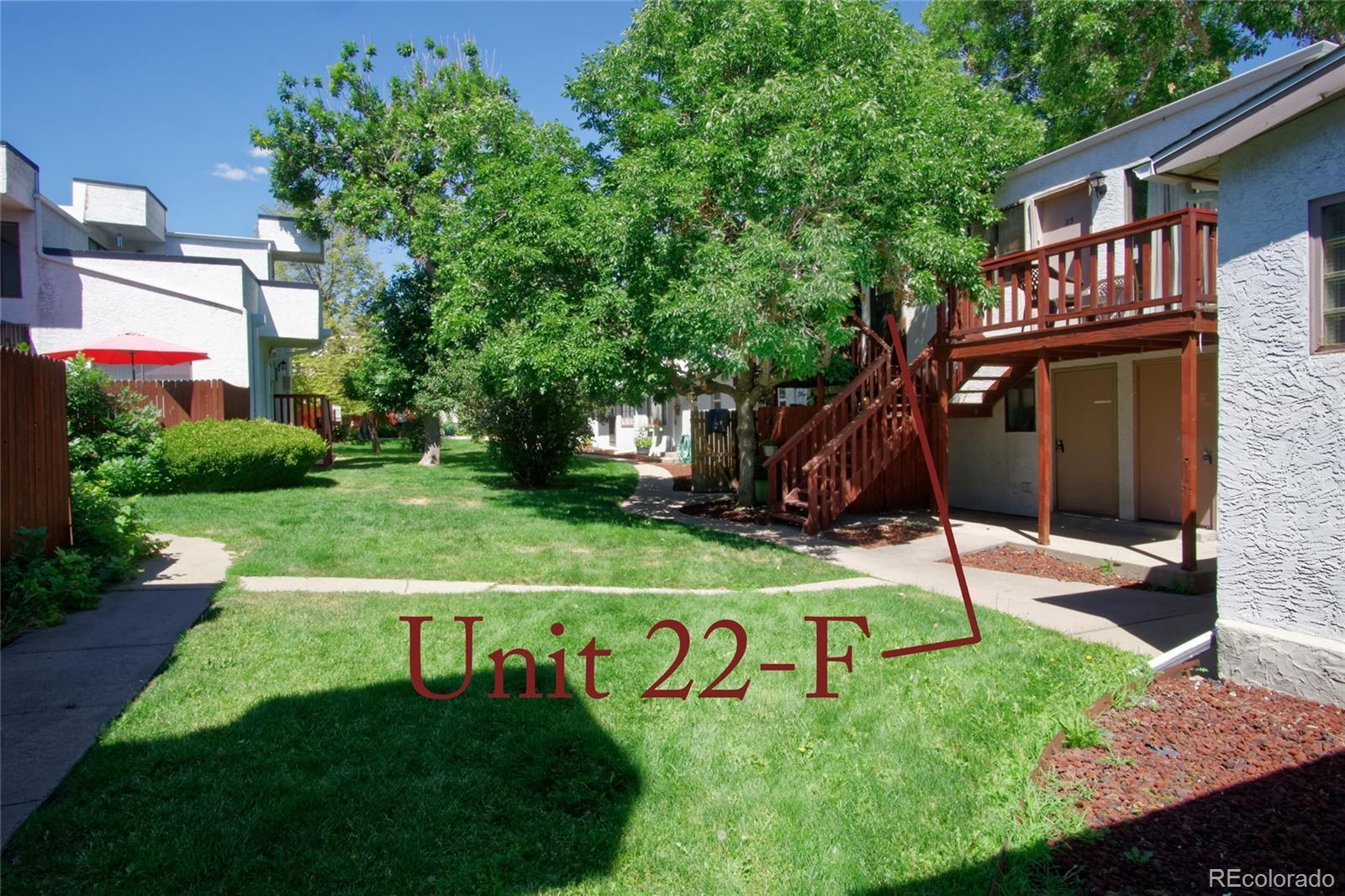 1315 Estes Street #22-F, Lakewood, CO 80215 - #: 6308128