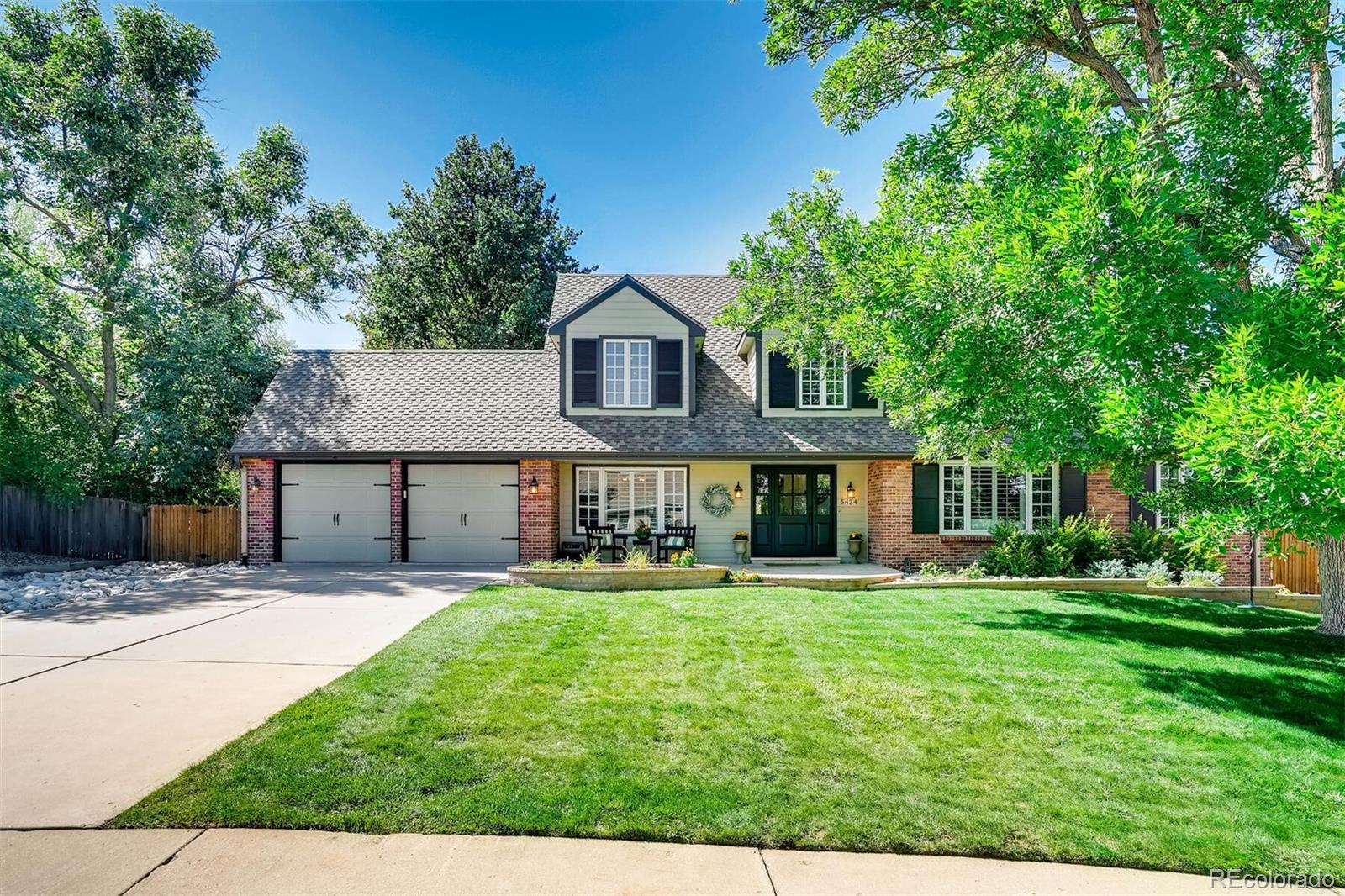 5434 E Hinsdale Circle, Centennial, CO 80122 - MLS#: 8867129