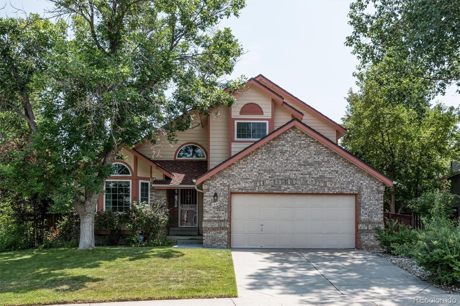 1445 Hermosa Drive, Highlands Ranch, CO 80126 - #: 3580132