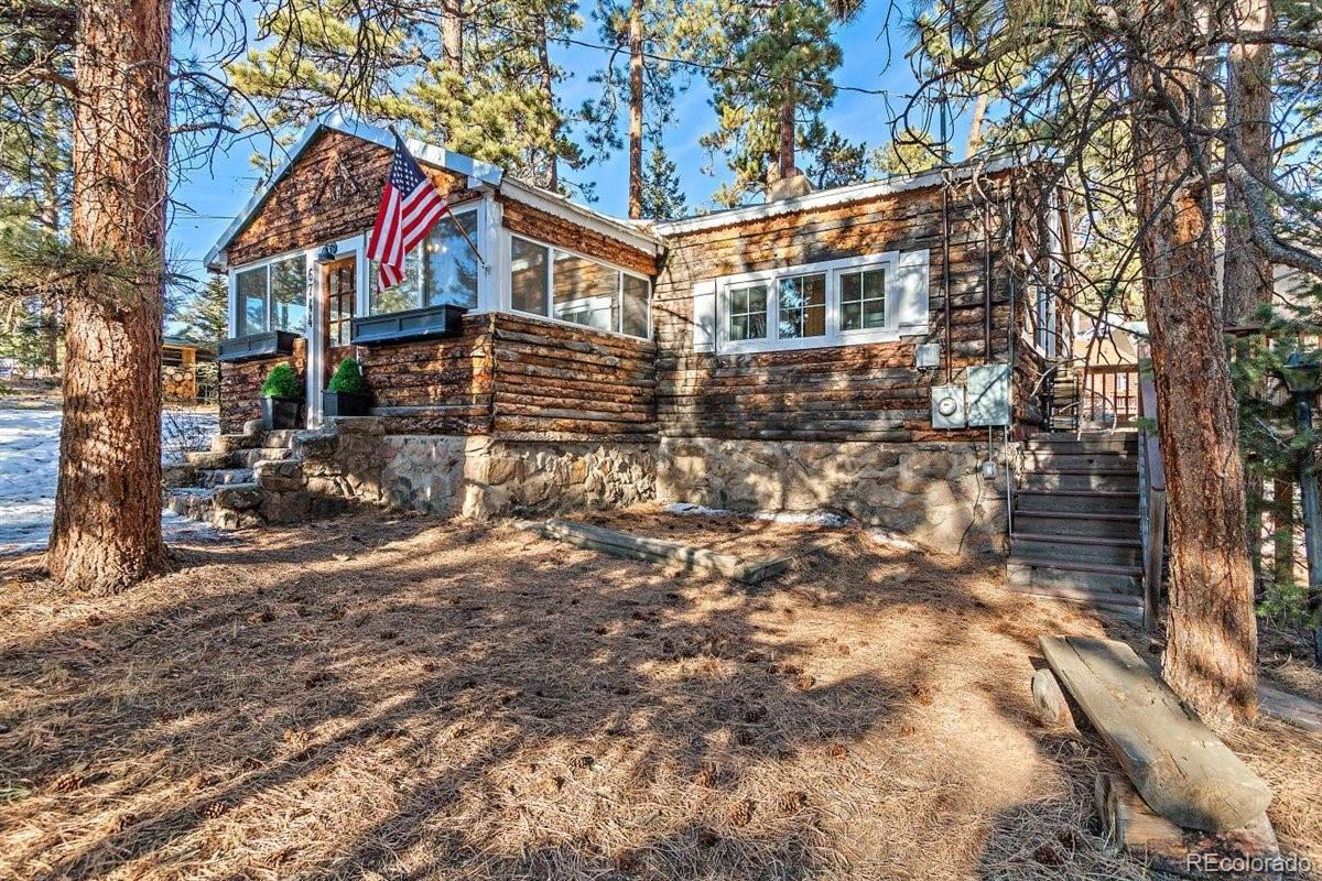 6744 Marshmerry Lane, Evergreen, CO 80439 - #: 3457136