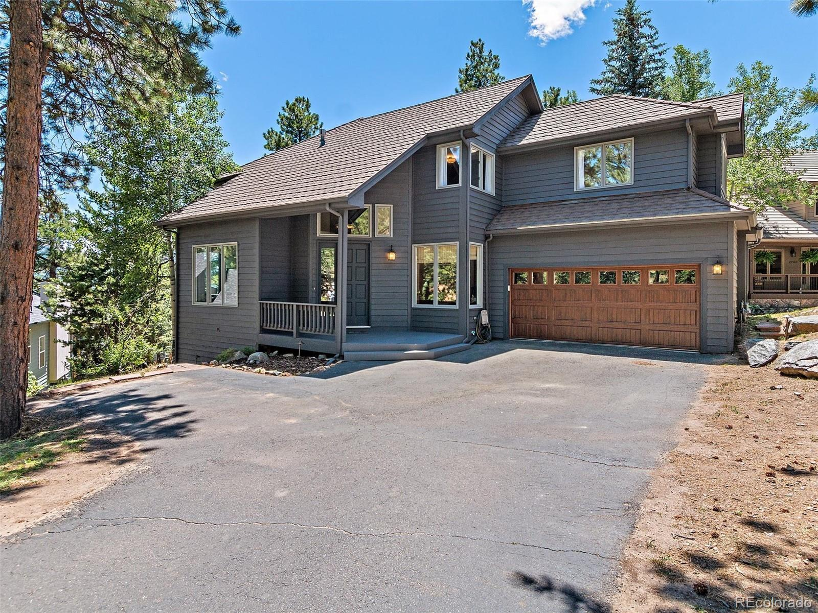 29952 Troutdale Ridge Road, Evergreen, CO 80439 - #: 3983139
